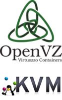 openVZ and KVM